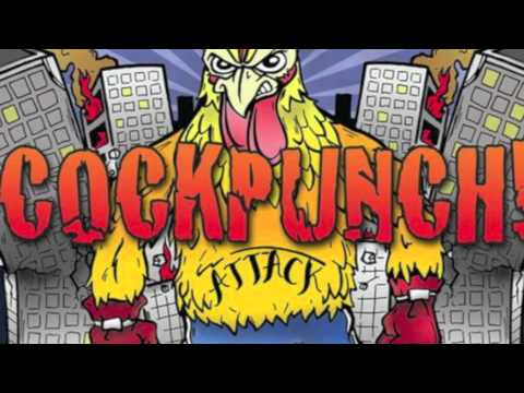 Cockpunch! - Attack - Full Album (Vincent Bennet's Side Proj