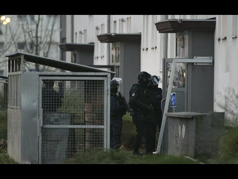 اعتقال شخصين على صلة بهجوم ستراسبورغ  - 07:54-2018 / 12 / 18
