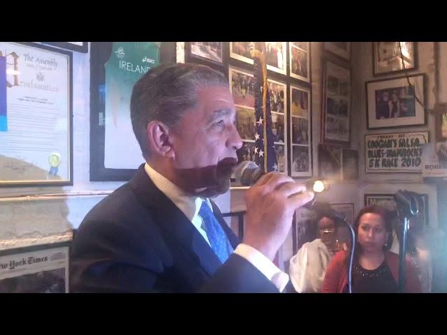 Congresista Espaillat reelecto al congreso de EEUU por el distrito 13 NY