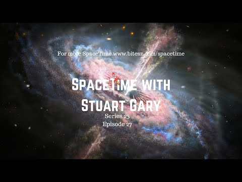 Quasar Tsunamis Rip Across Galaxies   SpaceTime with Stuart Gary S23E27   Astronoy Science Podcast