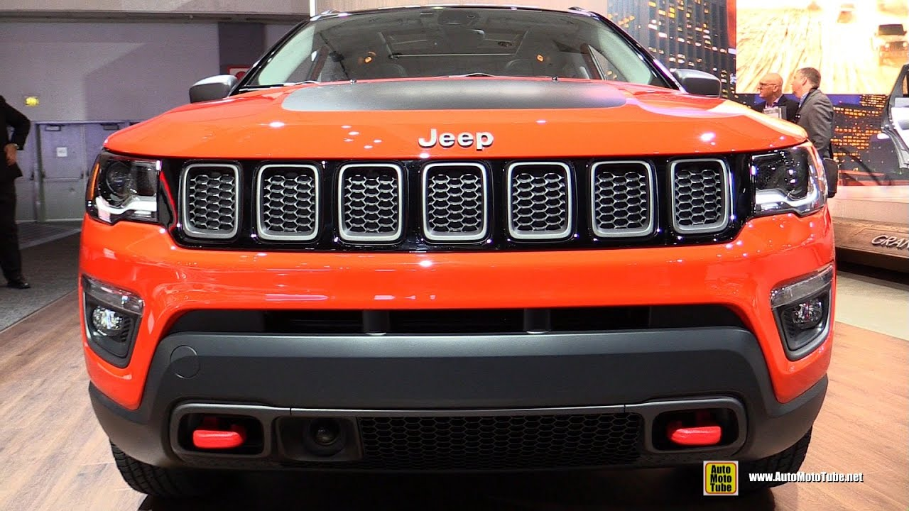 2017 jeep compass trailhawk exterior and interior - 2016 jeep compass interior lights ...