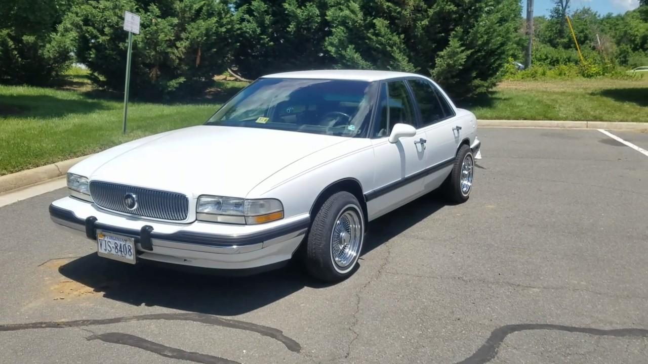 1996 Buick Lesabre >> 1996 Buick Lesabre On Spokes