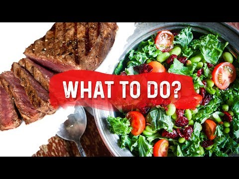 Carnivore Diet - Vegetable Conflict