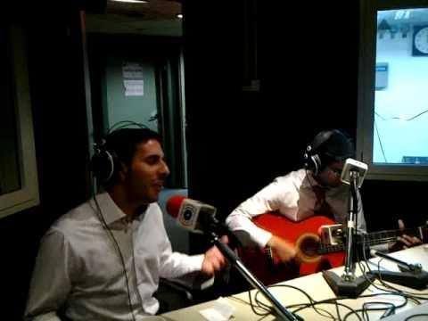 אלעד שער לך אלי אקוסטי ברדיו קול חי | Elad Shaer Acoustic On Radio Kol Chai Lecha Eli