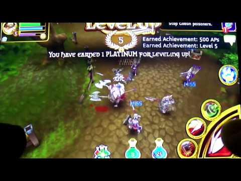Arcane Legends Android Gameplay Ios