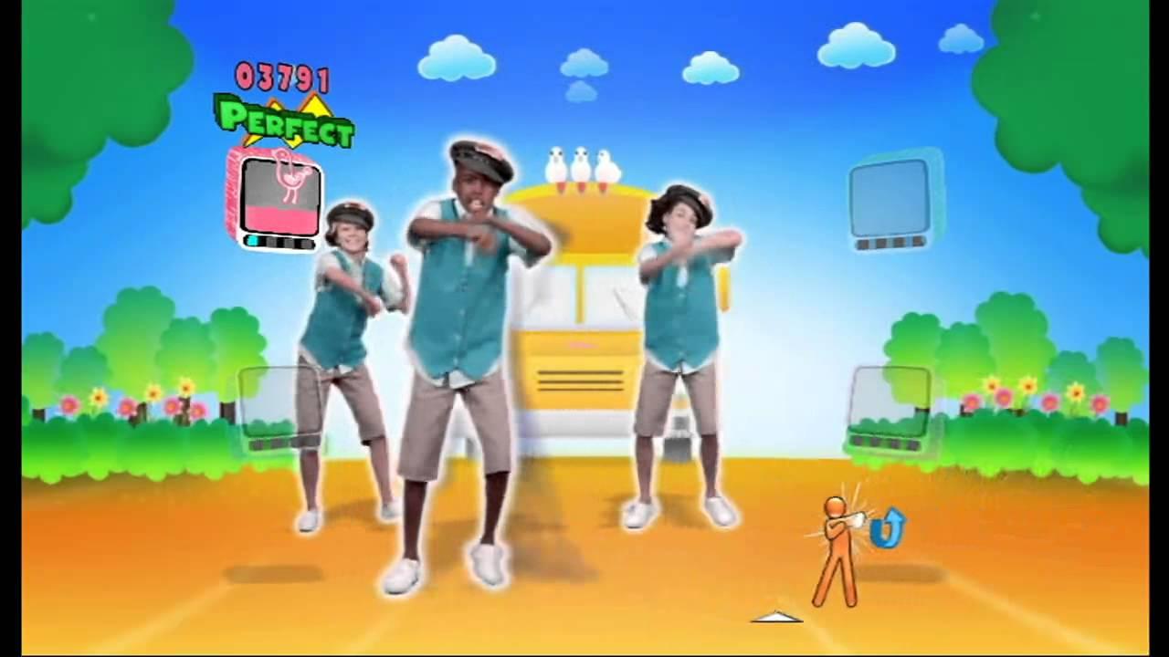 Just Dance Kids Wii Game