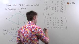 showing a system of linear equations is not solvable ch4 pr21