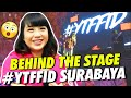 Behind The Stage - Youtube Fanfest Surabaya