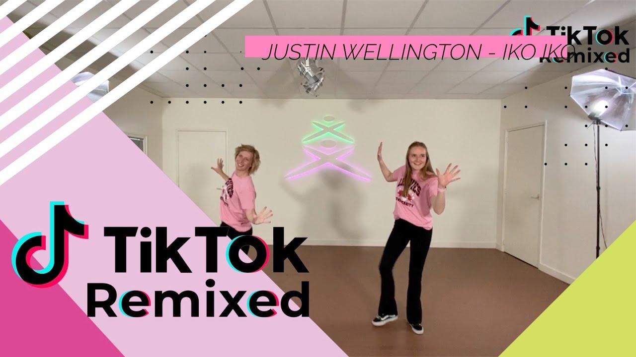 Justin Wellington feat. Small Jam - Iko Iko - TikTok Remixed - Choreo - Choreography - Coreo - Dance
