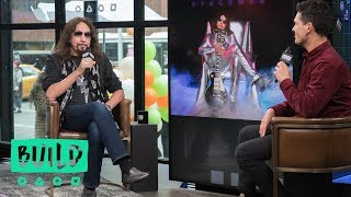 "Ace Frehley Discusses His 8th Solo Album, ""Spaceman"""