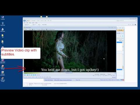 Free Subtitle Creator for Music Clips