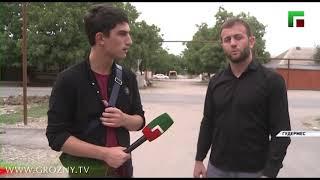 В Гудермесском поселке Кундухово скоро откроется спортивная площадка