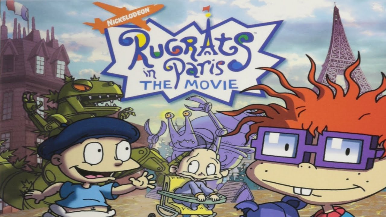 Rugrats In Paris The Movie Walkthrough Part 919 Bowl Cano Youtube