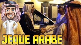 CONOZCO A UN JEQUE ARABE | DUBAI VLOGS