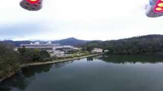 空撮 京都宝ヶ池公園 DJI Phantom2 GoPro HERO3+