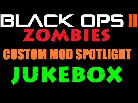 Jukebox Music Player: Custom Zombies Mod for Black Ops 2 Spotlight