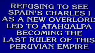 Jeopardy 2014 (1of4)