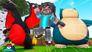 SNORLAX + SHINY CHARIZARD!!! [#34] | Minecraft: Pokémon Trinity [Pixelmon]