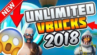 *NEW FREE V-BUCKS GLITCH* Fortnite Season 5 *October 2018* (Working On PS4, XB1, PC) + GIVEAWAY
