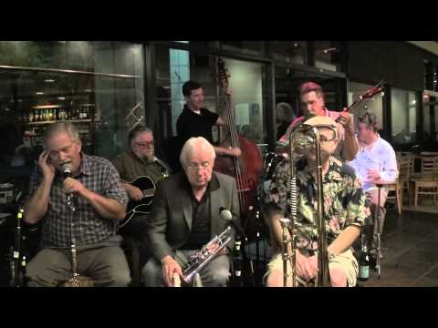 """Clint Baker's Cafe Borrone All Stars  """"Crazy 'Bout my Baby"""""""