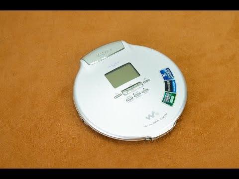 CD плеер Sony Walkman D-NE920 (CD, MP3) ТОПОВЫЙ