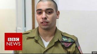 Israeli soldier Elor Azaria convicted over Hebron death   BBC News