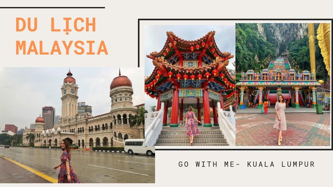 48H KHÁM PHÁ KUALA LUMPUR// DU LỊCH MALAYSIA 🛫💓 | Bình Soo