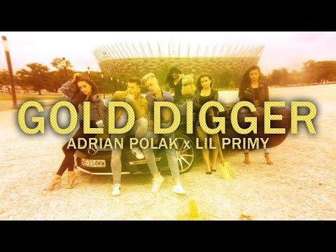 ADRIAN POLAK - GOLD DIGGER feat. Lil Primy