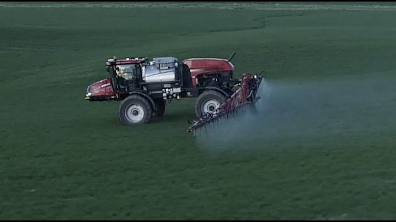 Farmers DRENCHING Crops in Chemicals!?!?