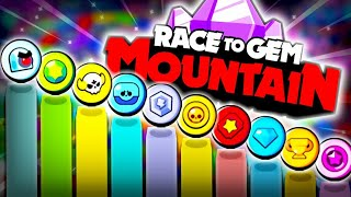 We lost... Race To Gem Mountain (Week 2)