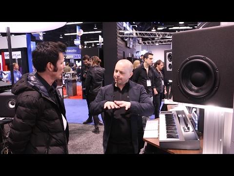 Namm 2017: Interviews, Gear and Glenn Fricker - Warren Huart: Produce Like A Pro
