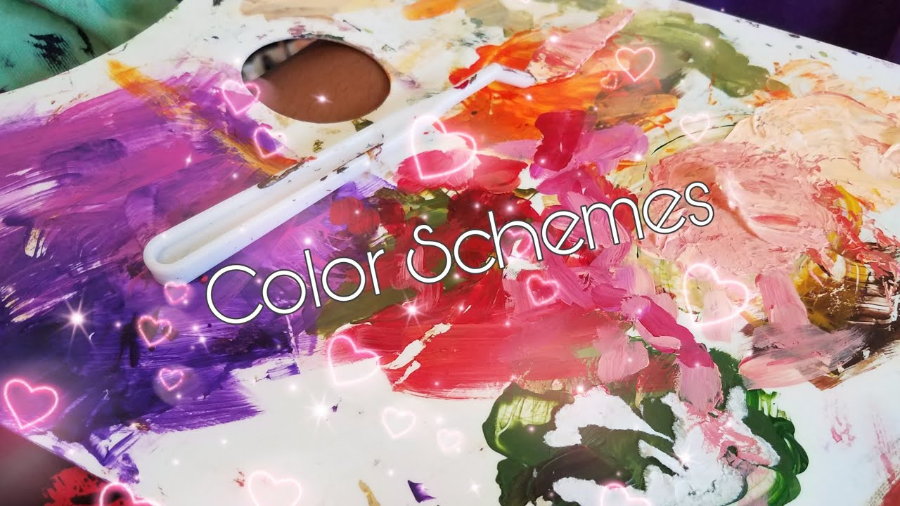 Picking A Color Scheme - Tips and Tricks On Creating a Harminous ...