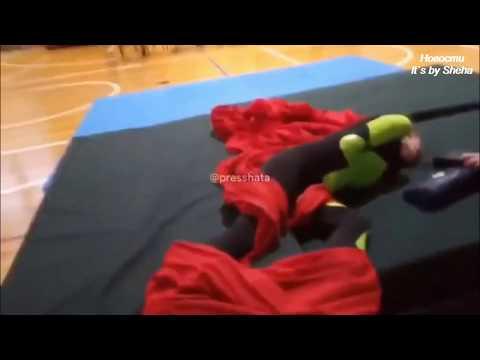 НОВОСТИ - Российская гимнастка сорвалась с большой высоты и сломала позвоночник