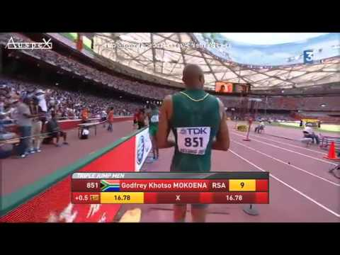 Triple jump men qualification Beijing 2015