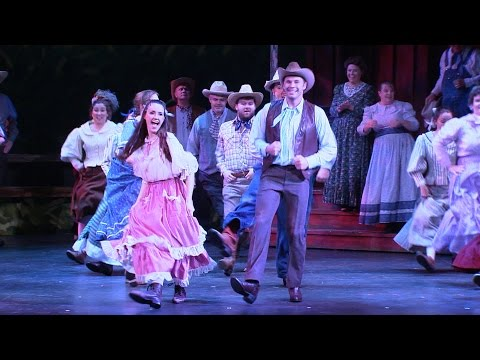 Kalamazoo Lively Arts - The Farmer and the Cowmen: Live at the Kalamazoo Civic Theatre