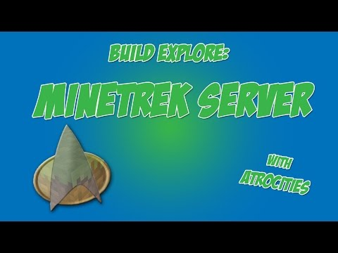 Minetrek Updated to MC 1 7 1 0