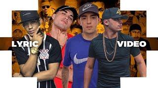 MCS Cachorrera, Romeu, Brisola, Itamar - Rave de Funk (Lyric Video) DJ LK