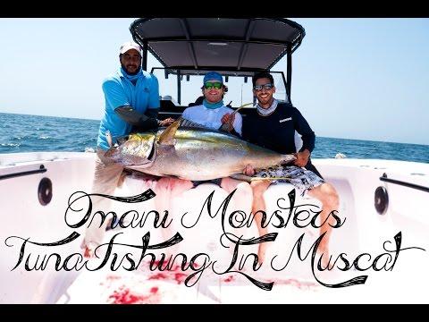 Omani Monsters - Tuna Fishing in Muscat