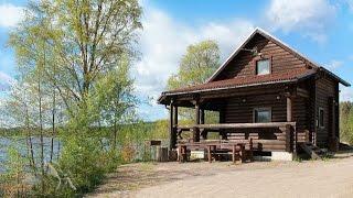 видео Базы отдыха в Карелии на берегу озера: цены, турбазы с описанием
