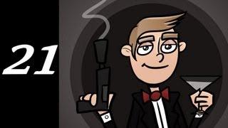 007 Legends of the Wii U - 007 Legends Wii U Walkthrough / Gameplay w/ SSoHPKC Part 21 - OH YAY STEALTH