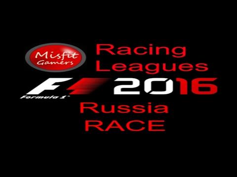 Misfit Gamers Fun Racing League - Season 1 Race 4 - Russia Race