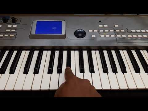 Seemaraja| Onna Vitta Yaarum Yenakilla | Keyboard Tutorial |  Part 1 | Cover |
