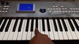Seemaraja| onna vitta yaarum yenakilla | keyboard tutorial |  part 1 | cover |