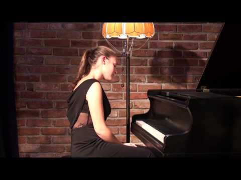 Brahms - 6 Klavierstucke, op.118 - 4-6 - Lili Bogdanova