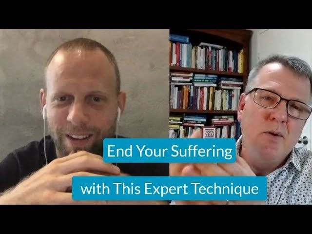 End Your Suffering with this Expert Technique