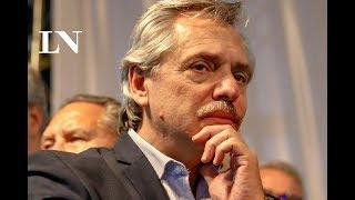 Alberto Fernández lanzó críticas fuertes en The Wall Street Journal | José del Rio