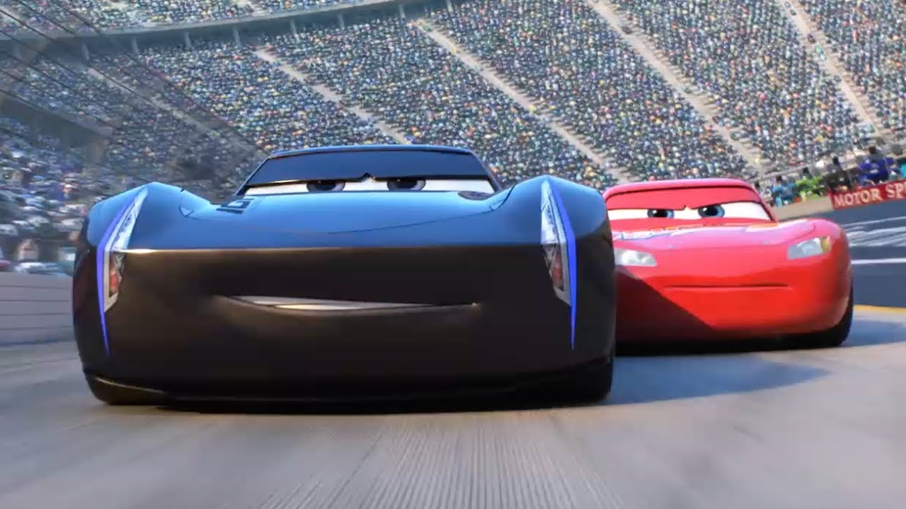 Disneyu2022pixar: cars 3 i vantaggi delle auto di nuova generazione