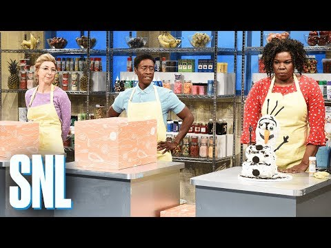 Let SNL Forever Ruin Baking Competition Shows for You