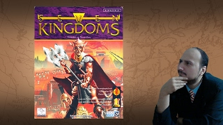 "Gaming History: Seven Kingdoms Ancient Adversaries ""The Real Time Strategy (RTS) evolved"""