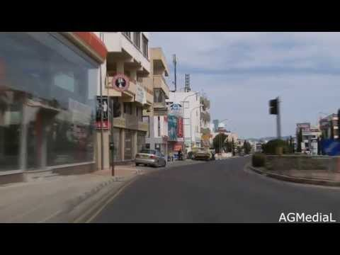 A Trip Downtown Nicosia Cyprus